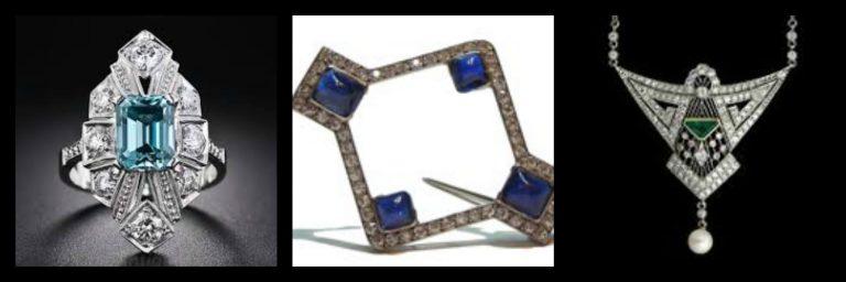 תכשיטים ארט-דקו (1930-1920) (1.5 שעות)