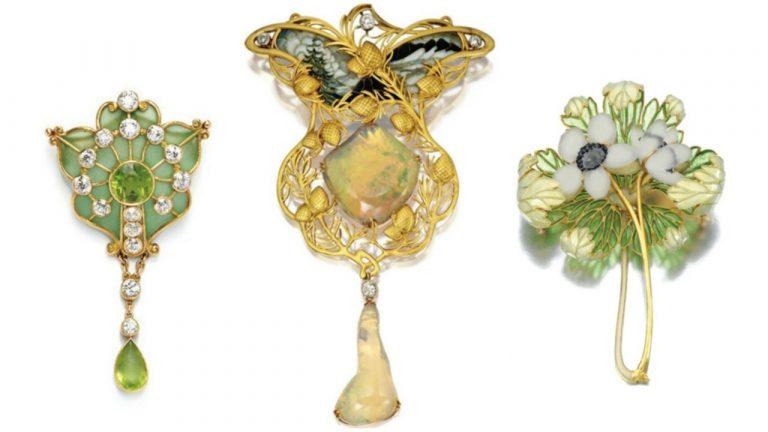 תכשיטים ארט-נובו (1895-1910) (1.5 שעות)