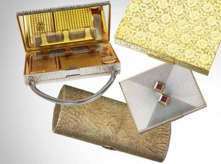 Vanity Items 1900-1960 פריטי יוהרה נשיים   (1.5 שעות)